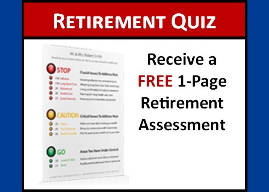 5 Minute Retirement Quiz Thumbnail