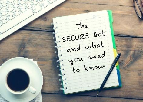 Introducing the SECURE Act  Thumbnail