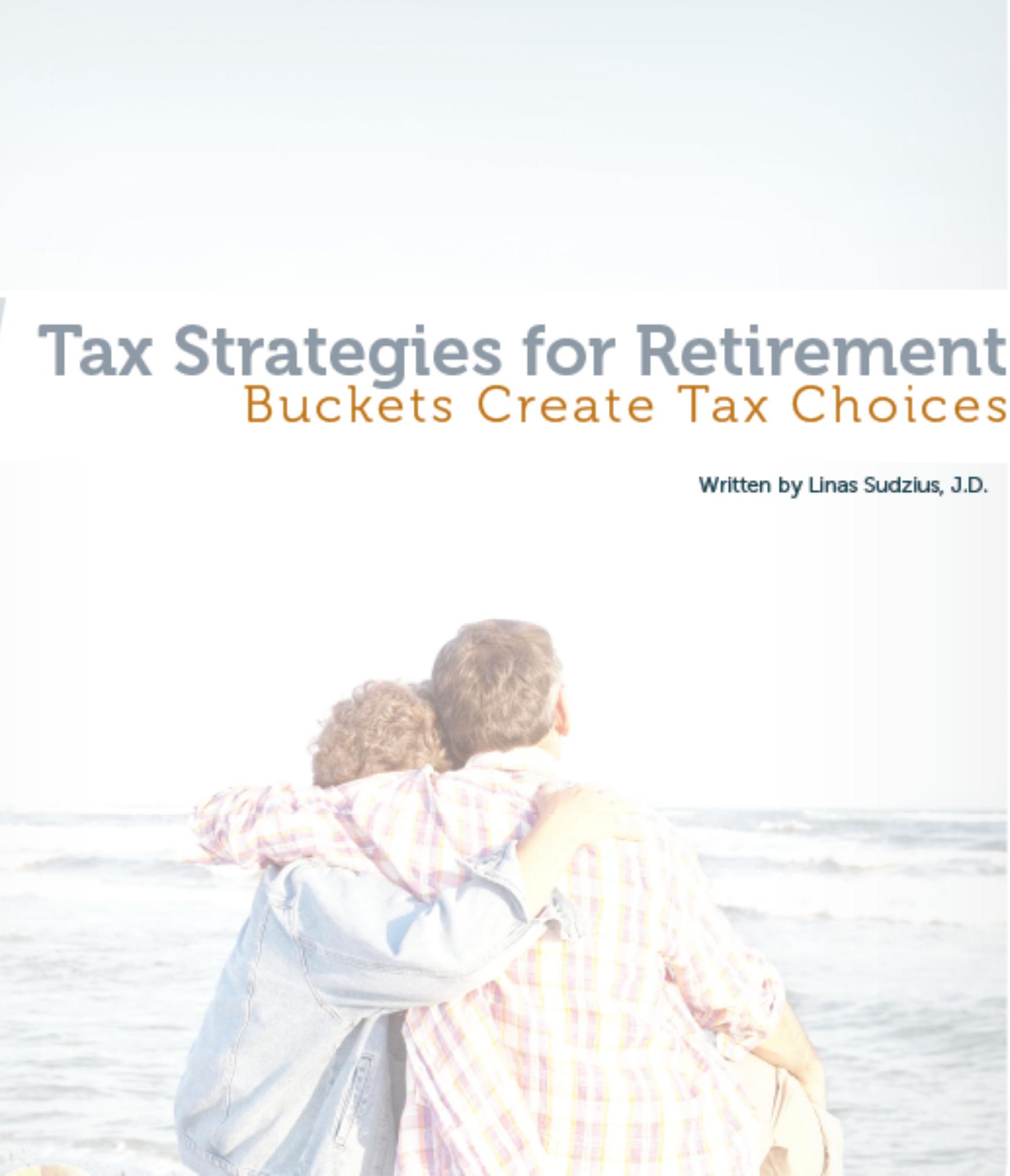 Tax Strategies For Retirement