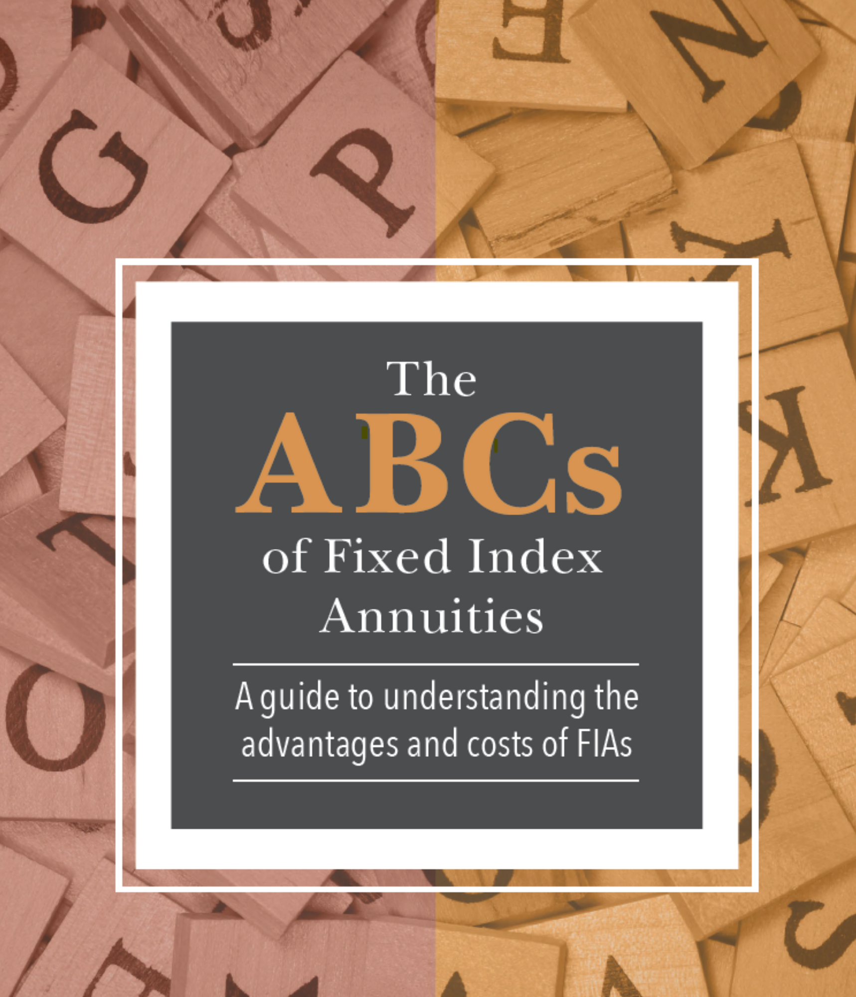 ABCs of Fixed Index Annuities