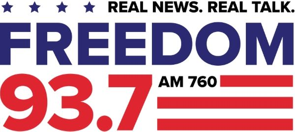 iHeart - 760 Freedom Logo