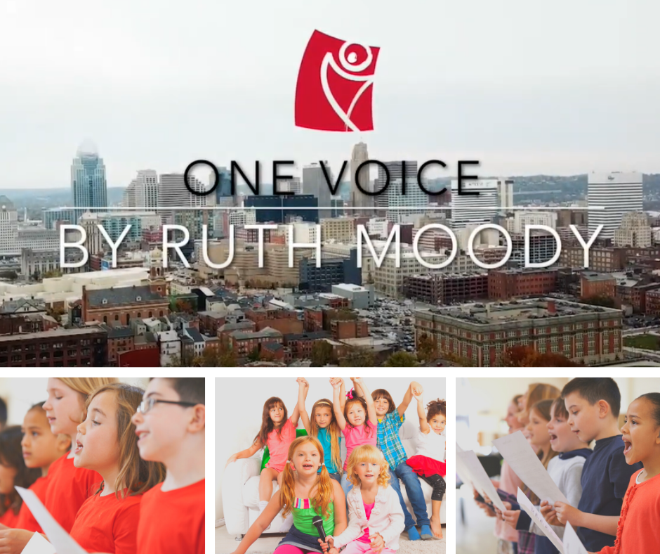CYC VIRTUAL CHOIR - ONE VOICE, RUTH MOODY Thumbnail