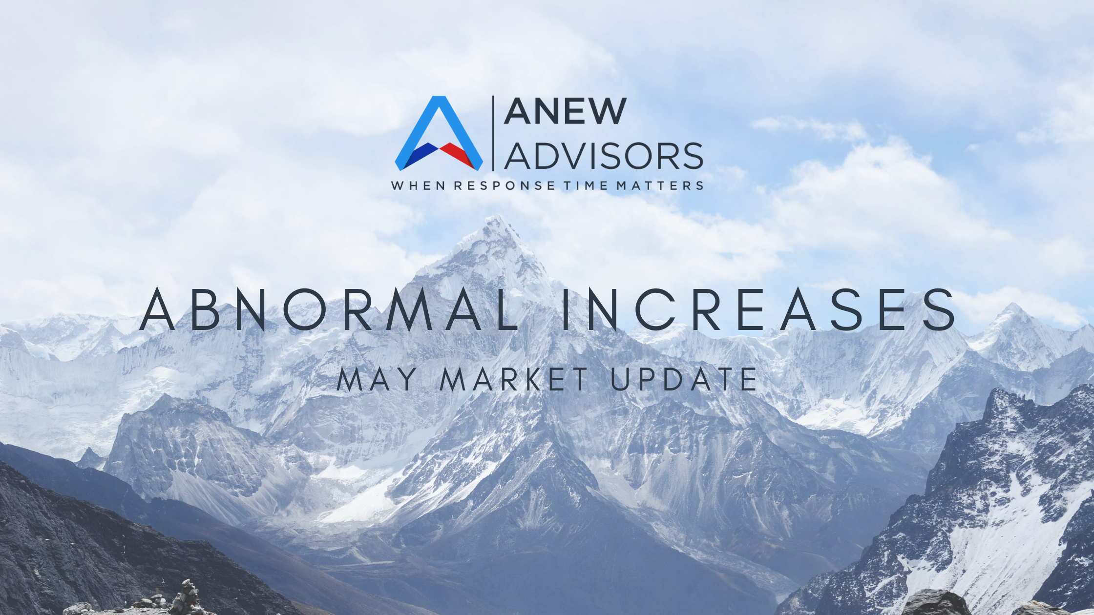 Abnormal Increases: May Market Update Thumbnail