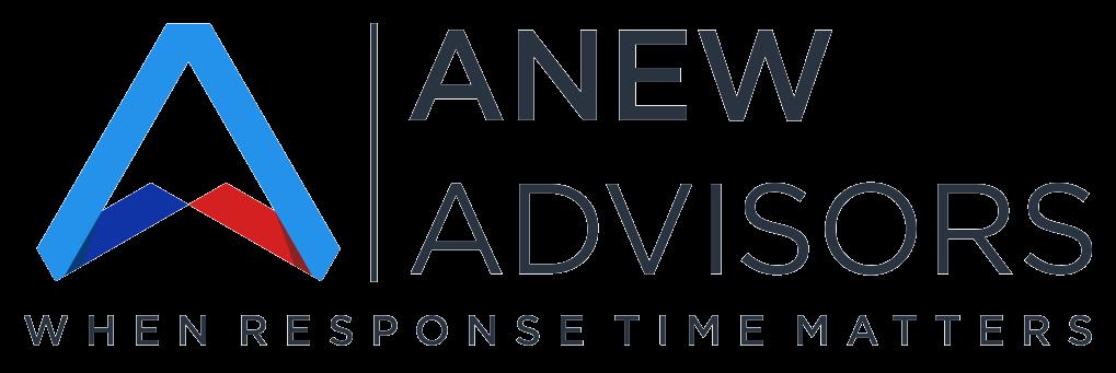 Logo for Anew Advisors
