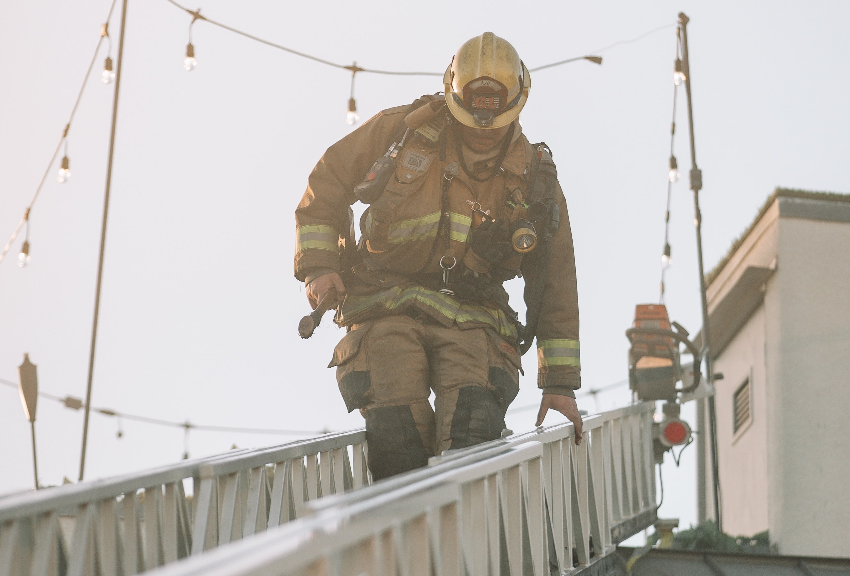 understanding pensions for fire fighters