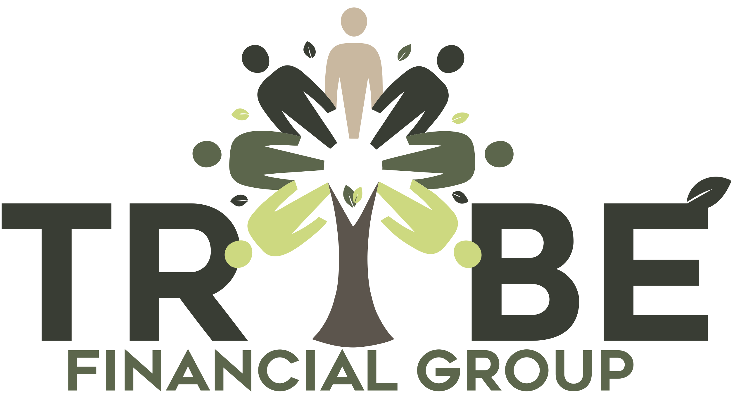 Logo for Tribe Financial Group