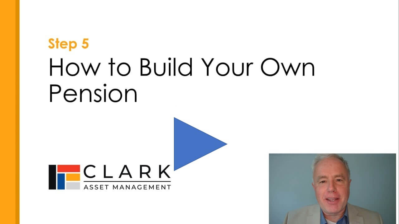How to Build your own pension Boston, MA Clark Asset Management