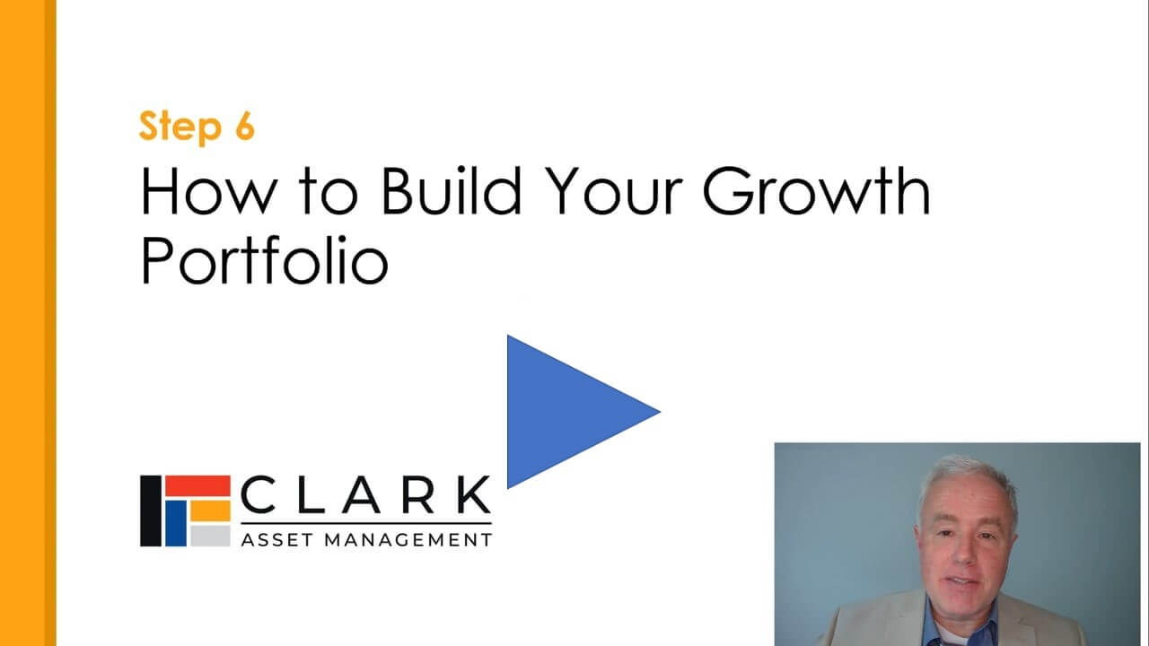 How to build your growth portfolio Boston, MA Clark Asset Management