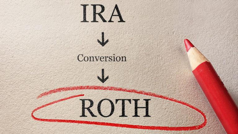 When to do a Roth Conversion in retirement Thumbnail