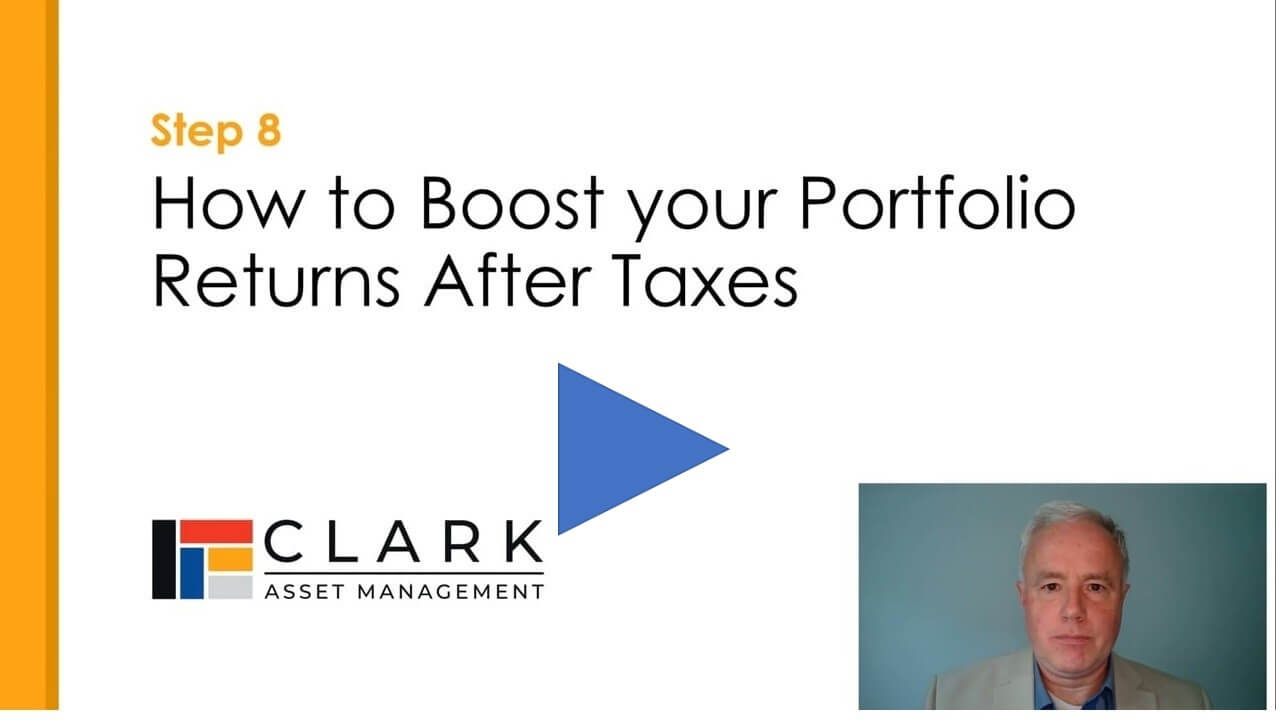 How to Boost your portfolio returns after taxes Boston, MA Clark Asset Management