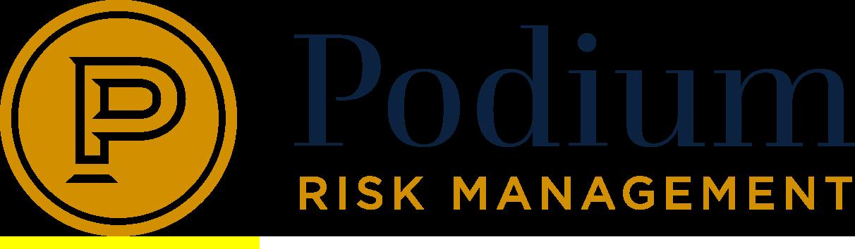 Logo for Podium Risk Management