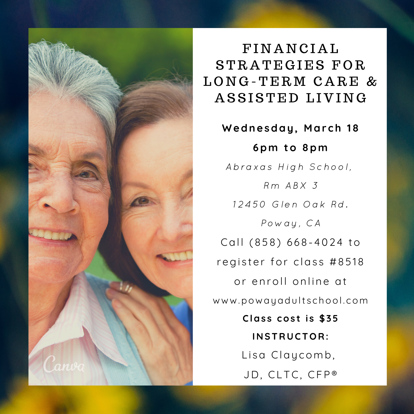 Financial Strategies for Long-Term Care & Assisted Living Thumbnail