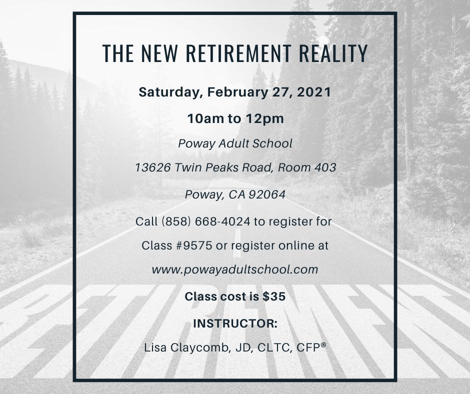 The New Retirement Reality Thumbnail