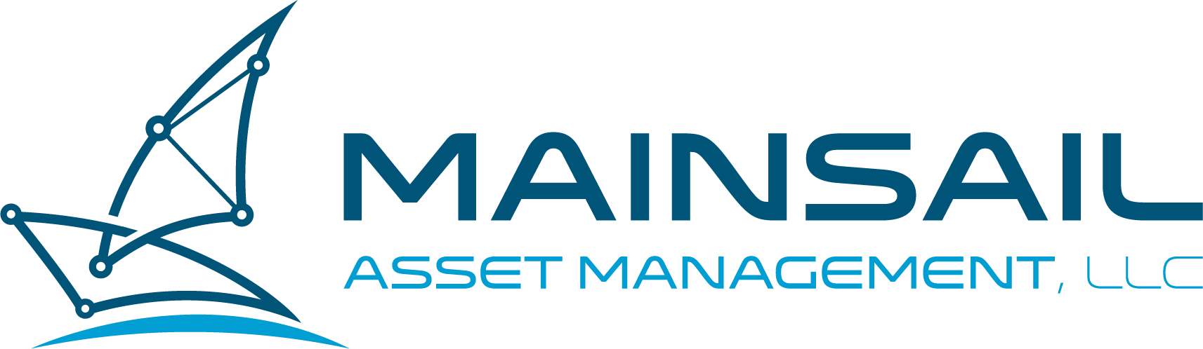 Logo for Mainsail Asset Management