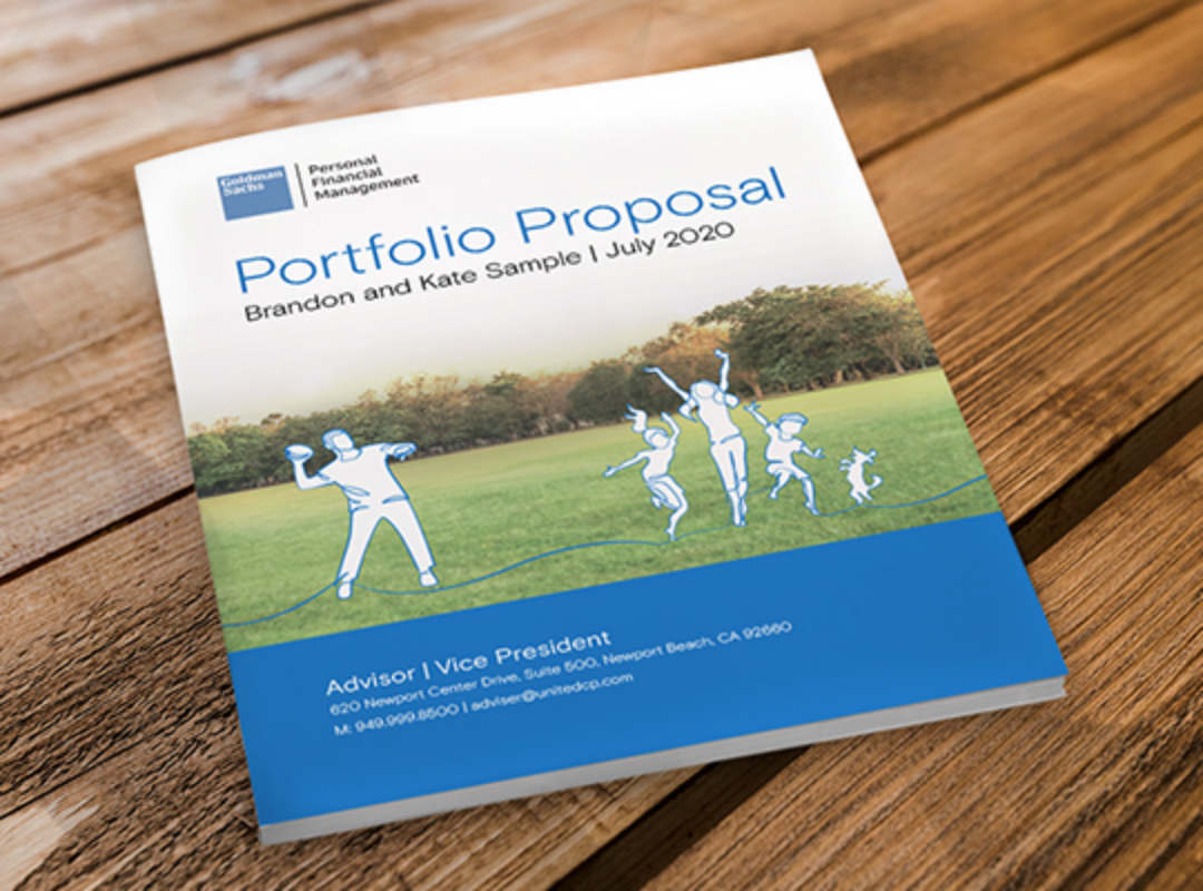 Investment Proposal that Empowers you