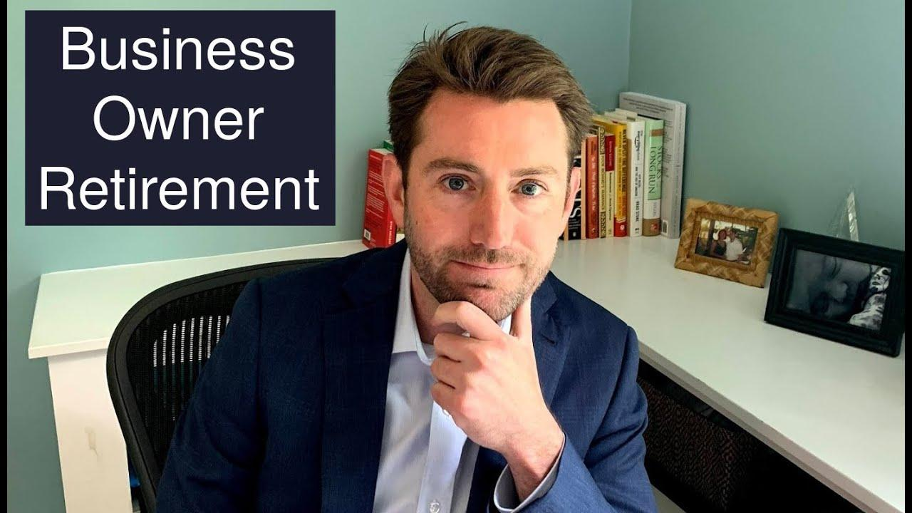 How Does a Business Owner Retire? Retirement Tips for the Self-Employed (NEW INFO) Thumbnail