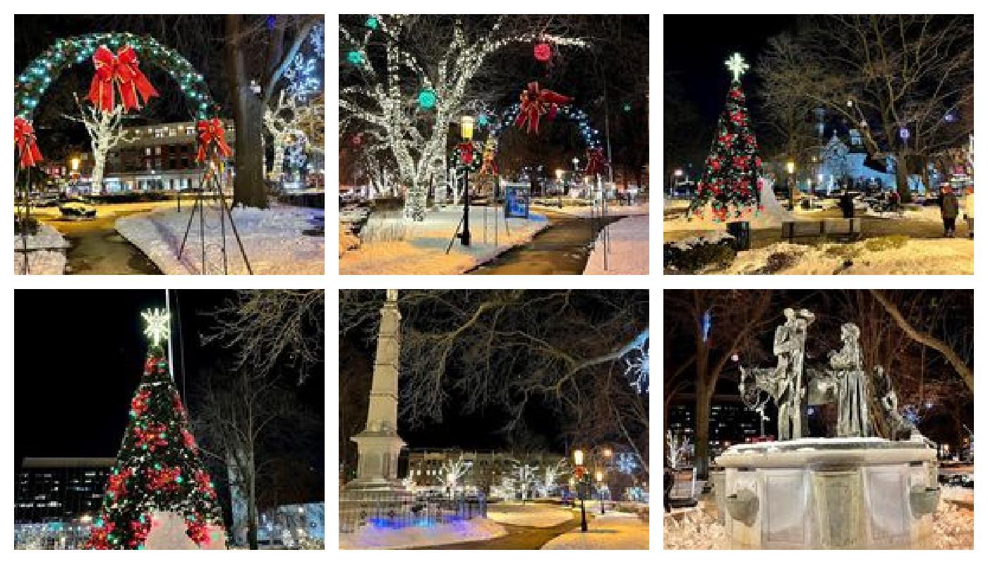 Morristown Holiday Lights Thumbnail