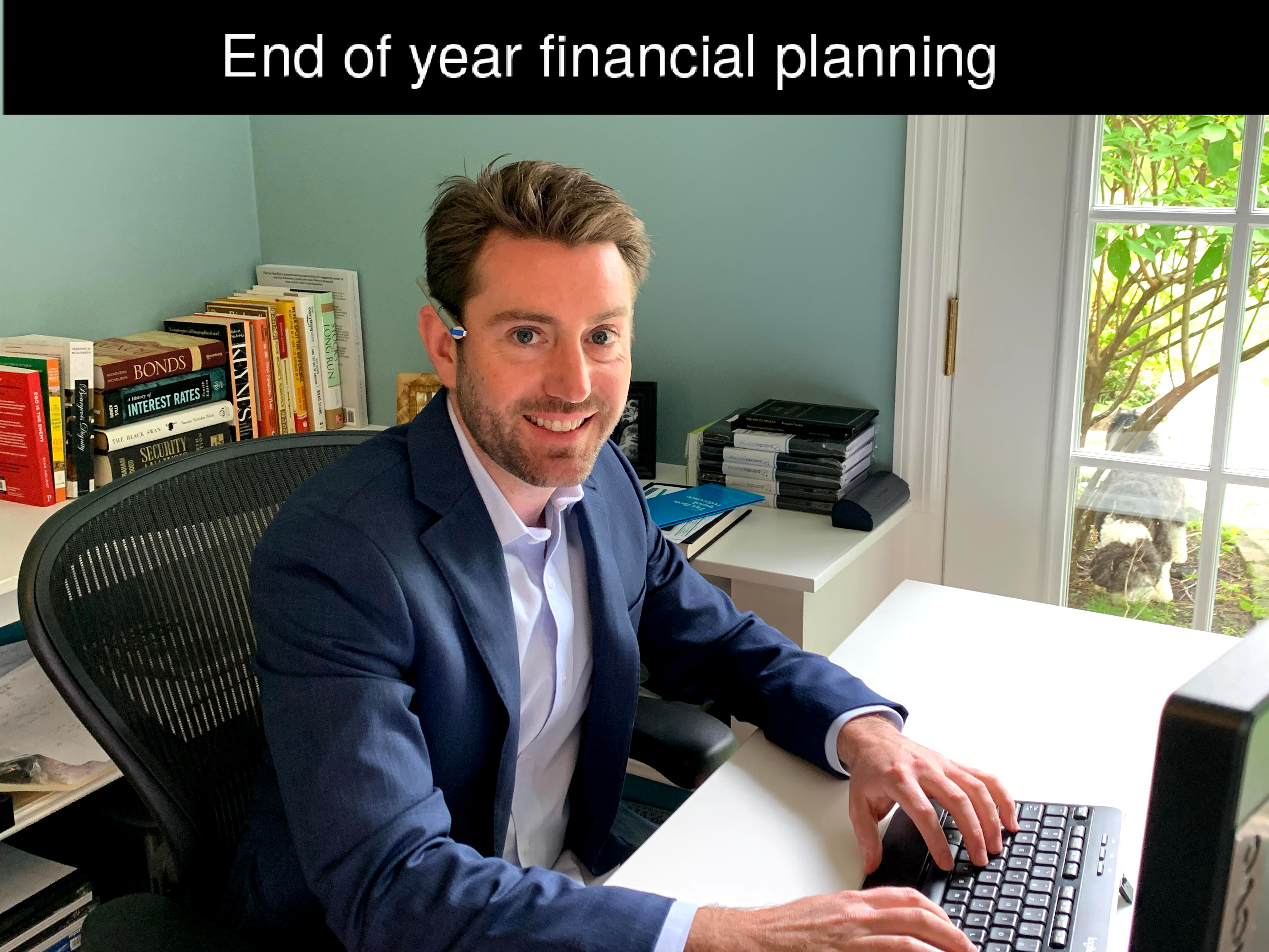End of Year Financial Planning Thumbnail