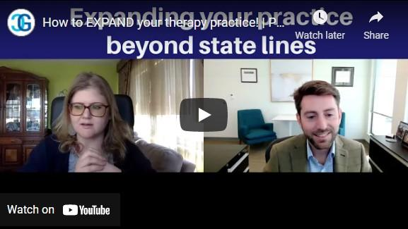 How to expand your therapy practice to another state! Interview with Margarita Khosh Thumbnail
