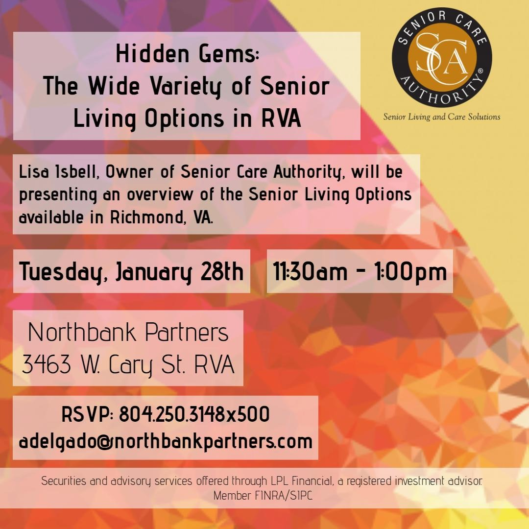 Hidden Gems: The Wide Variety of Senior Living Options in RVA Thumbnail