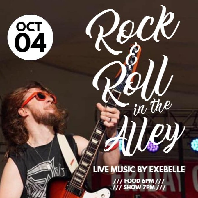 Rock & Roll in the Alley Thumbnail