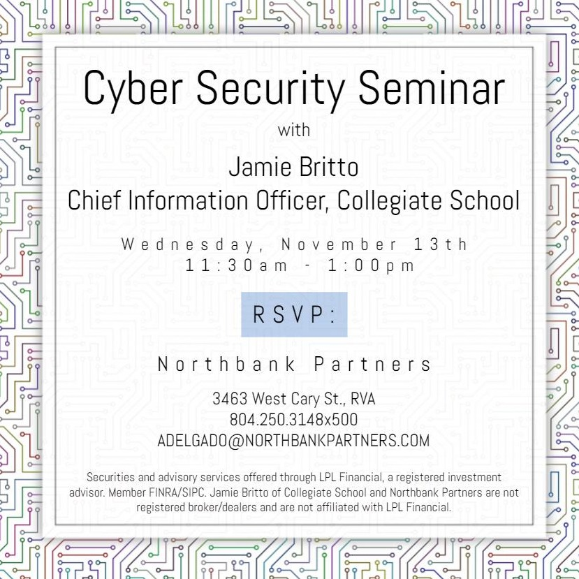 Cyber Security Seminar Thumbnail