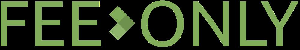 Fee Only logo