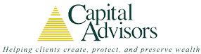 Logo for Capital Advisors