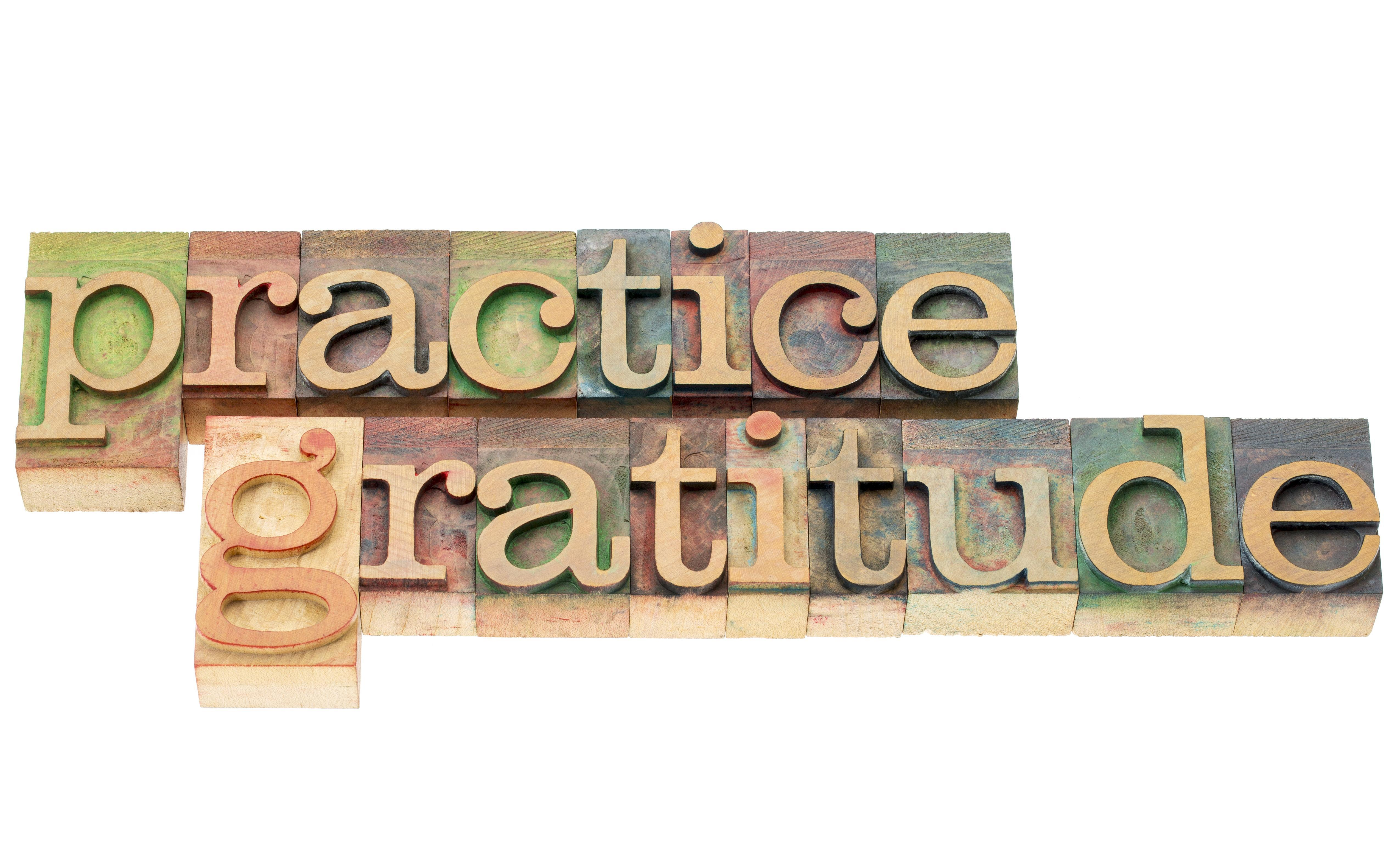 The Practice of Gratitude During a Time of Stress Thumbnail
