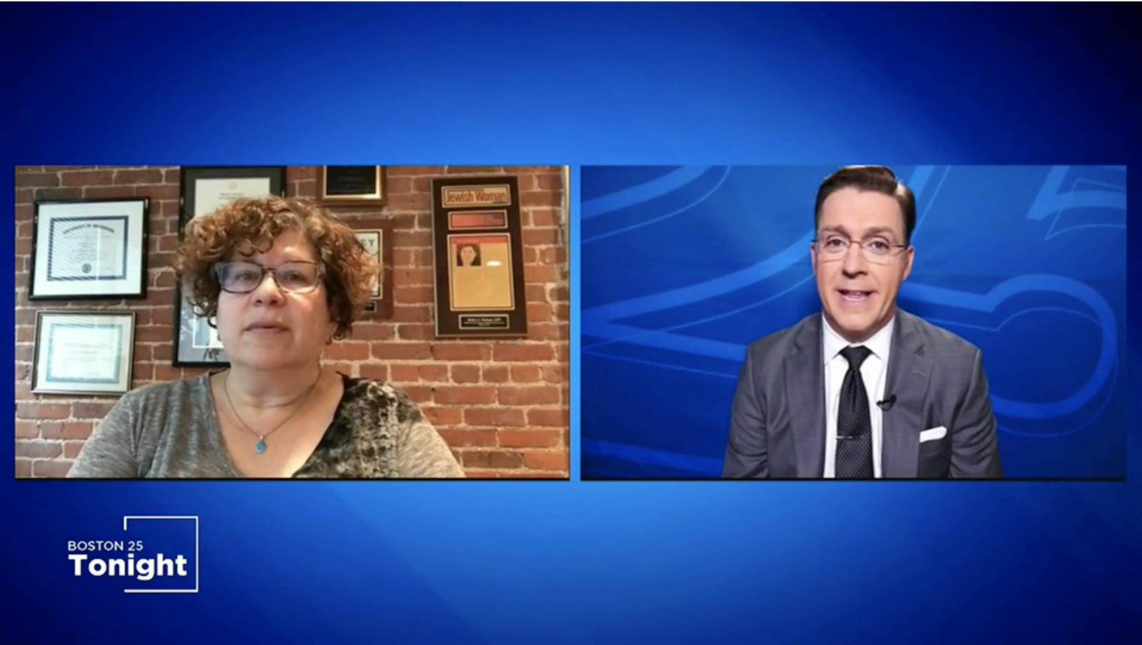 Financial planner Debra Neiman talks preparing for more COVID fallout with Boston 25 News Thumbnail
