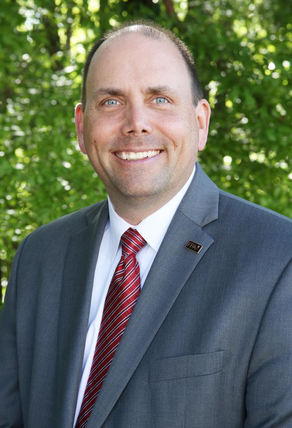 Ed Gjertsen, Certified Financial Plannier