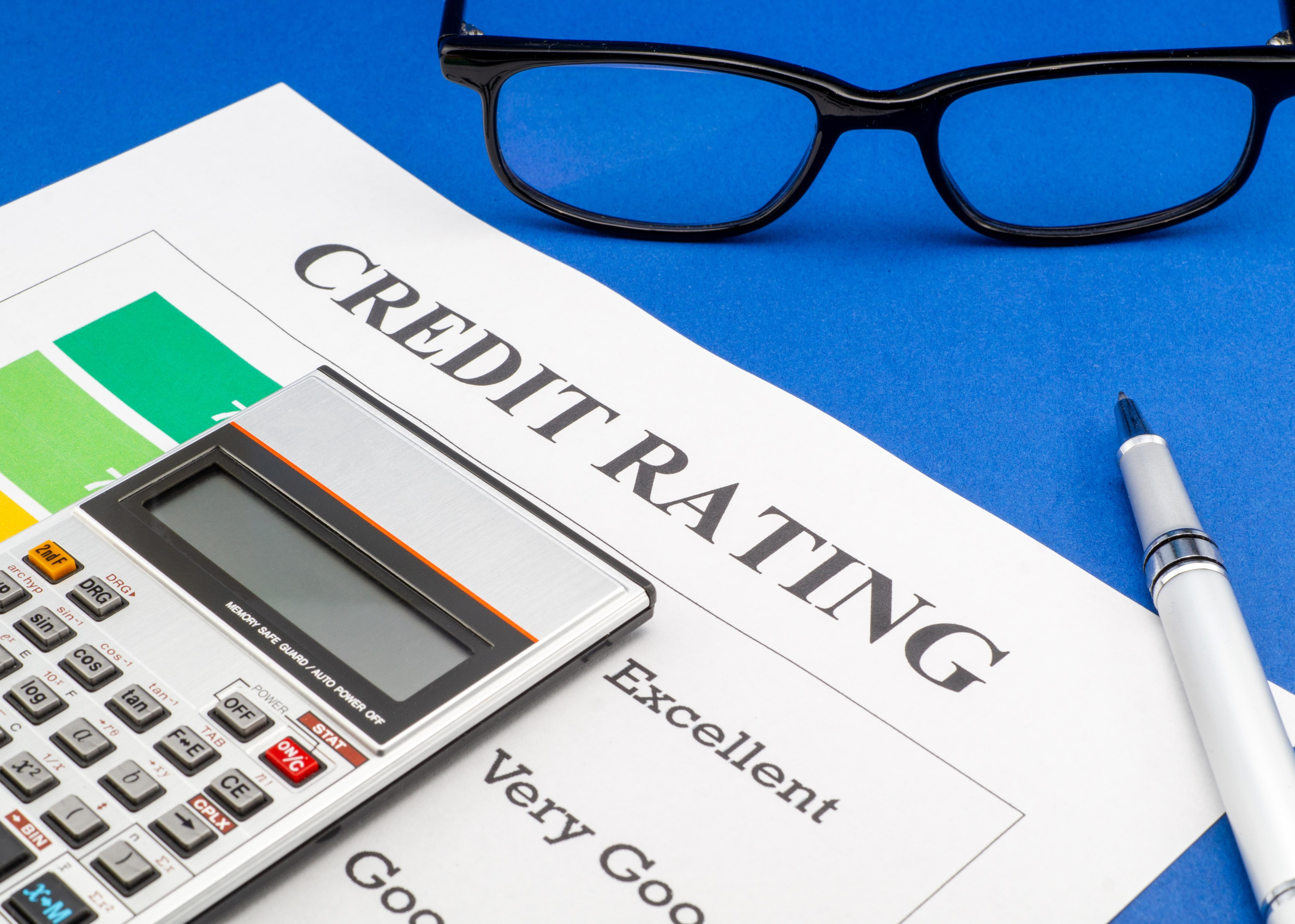 ARE YOU PROTECTING YOUR CREDIT STANDING? Thumbnail