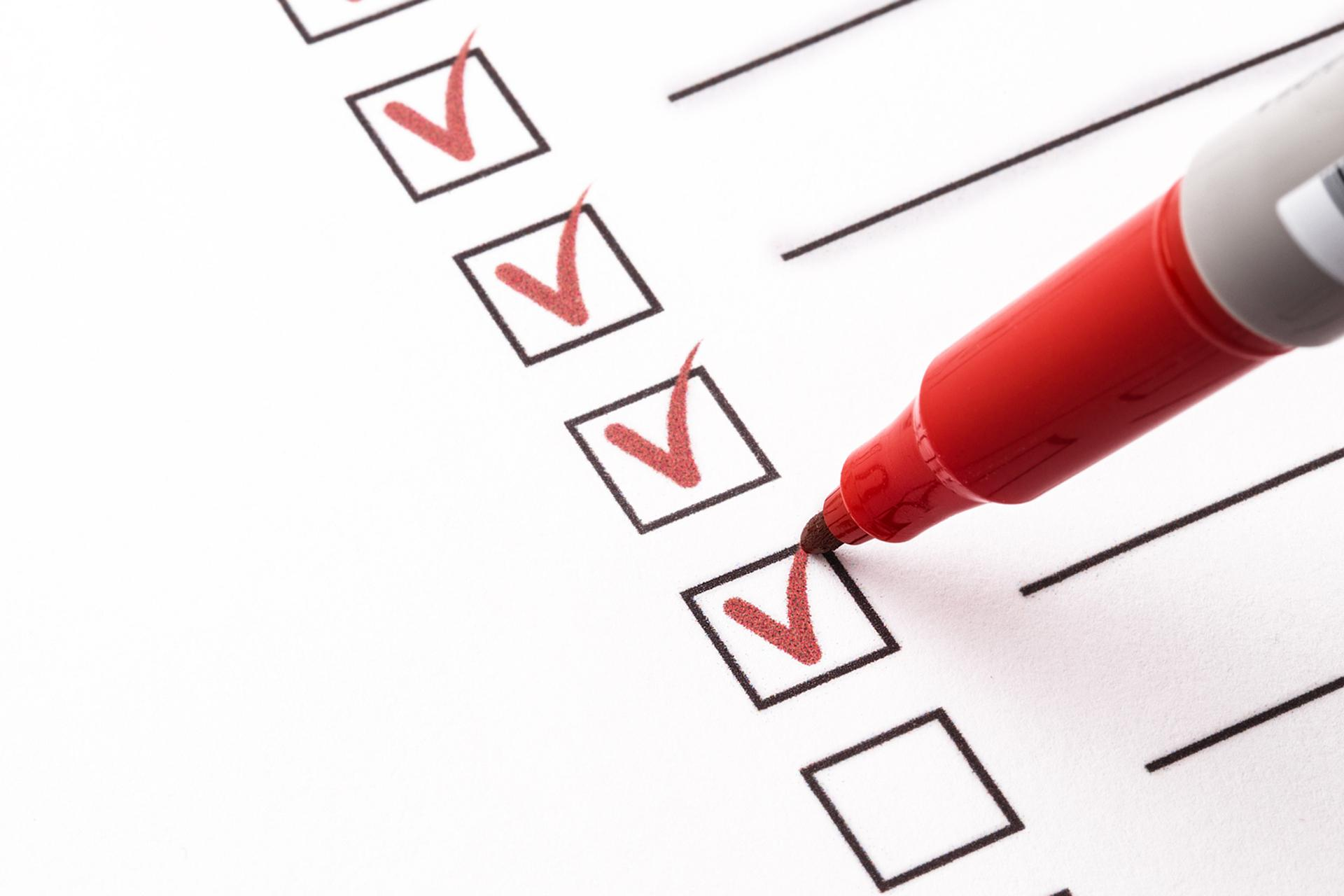8 Point Year-End Financial Planning Checklist Thumbnail