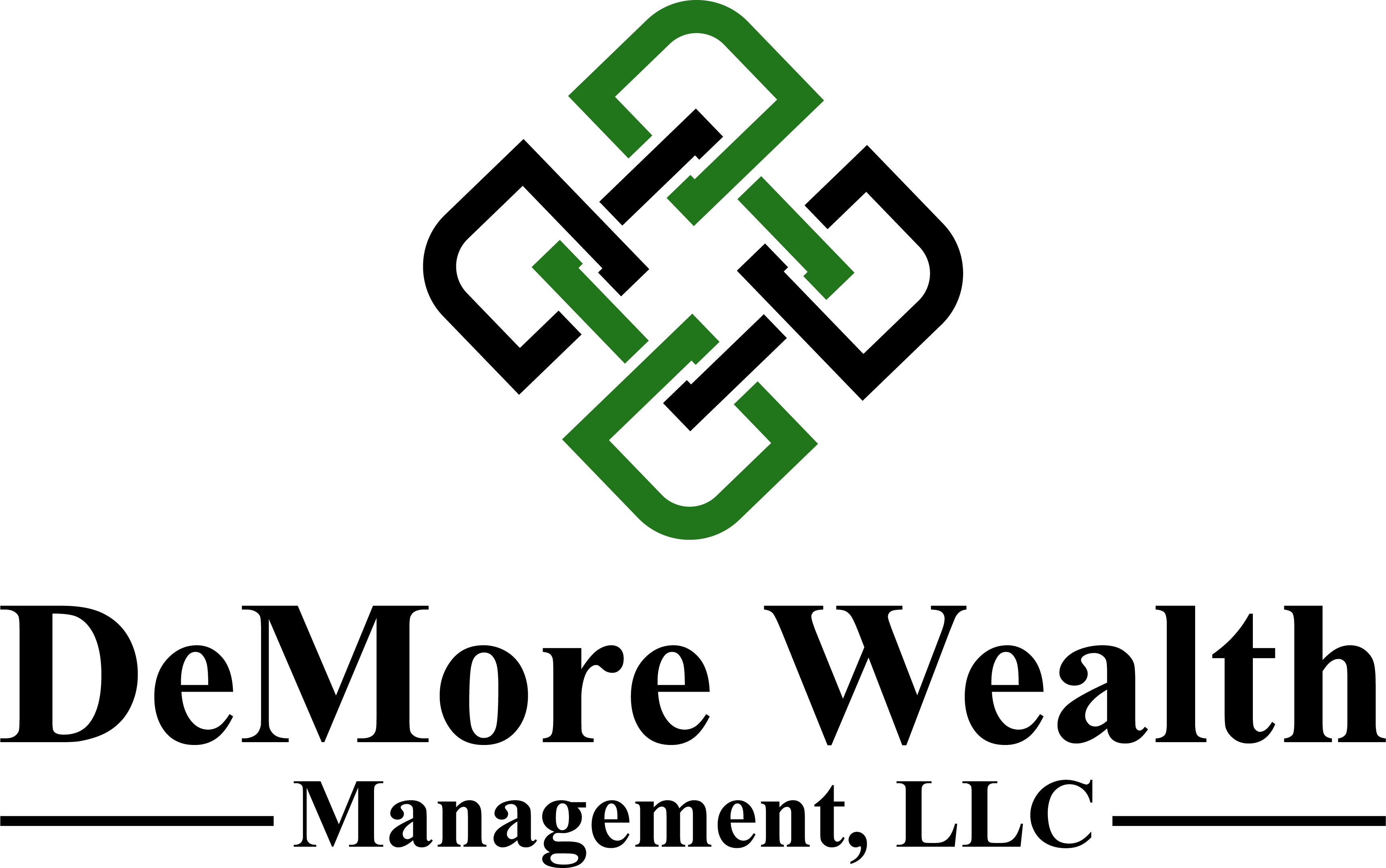 Logo for DeMore Wealth Management, LLC