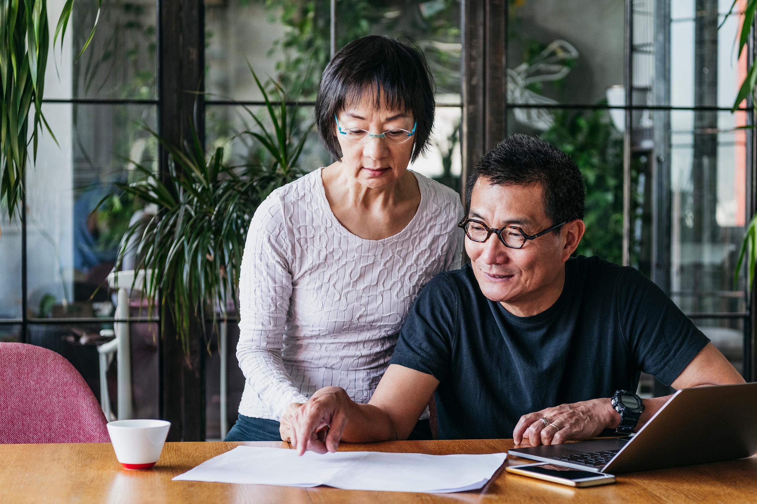 Crédit d'impôt pour revenu de pension et CIG établi par une compagnie d'assurance Thumbnail