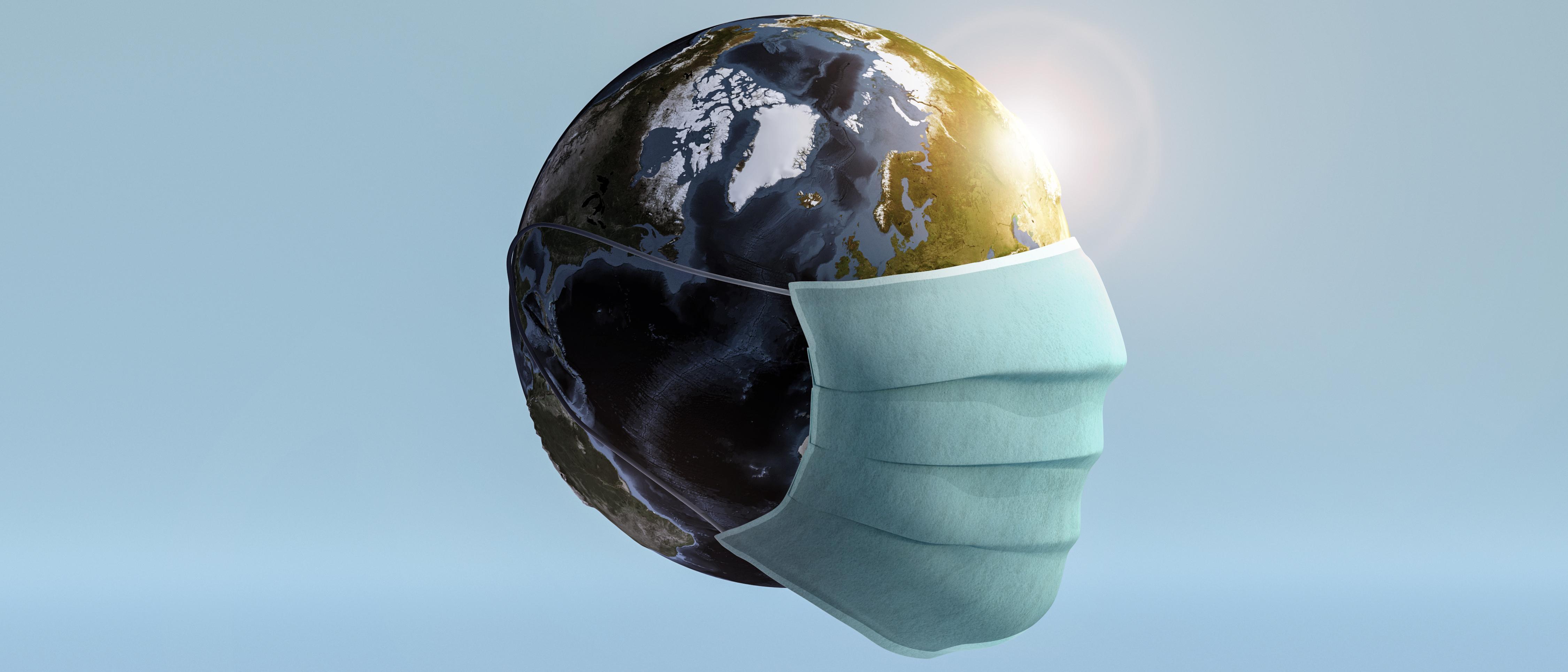 La COVID-19 et l'économie mondiale Thumbnail