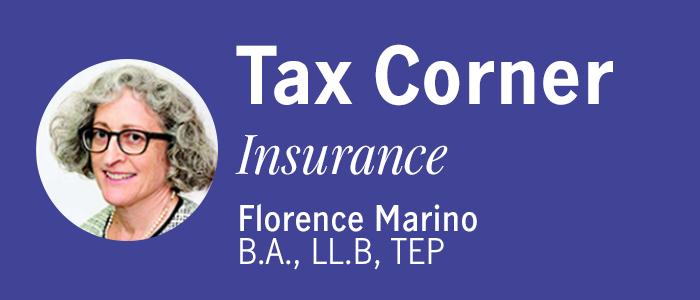 Tax aspects of accessing the cash value of a life insurance policy Thumbnail