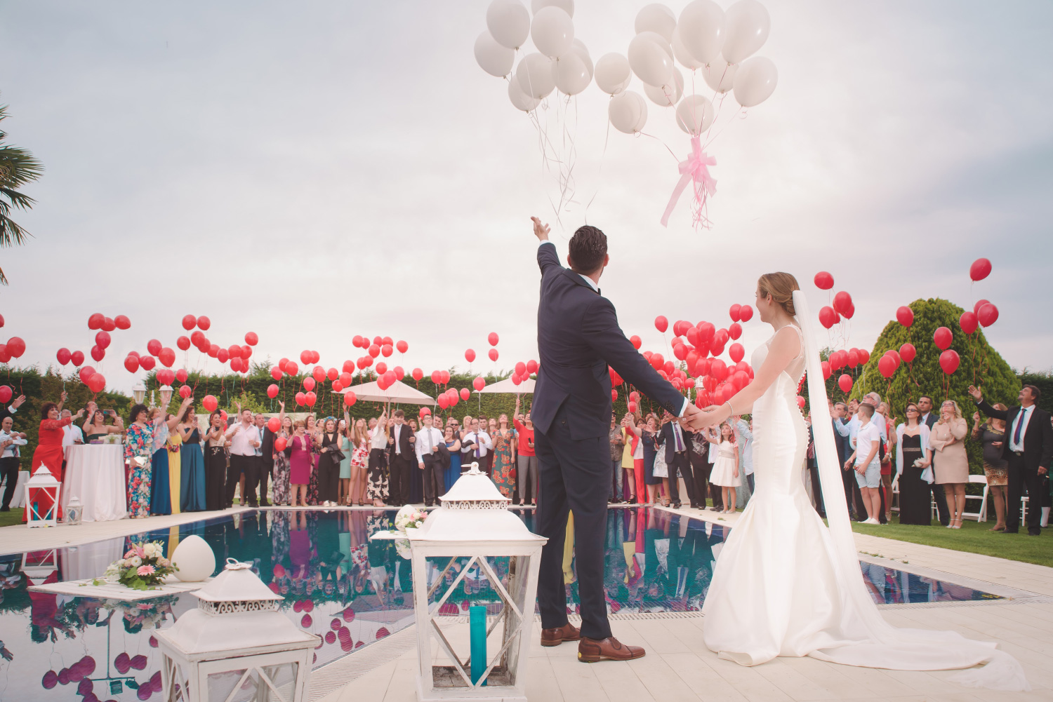 When tying the knot, don't feel guilty when you're not inviting everyone to your wedding