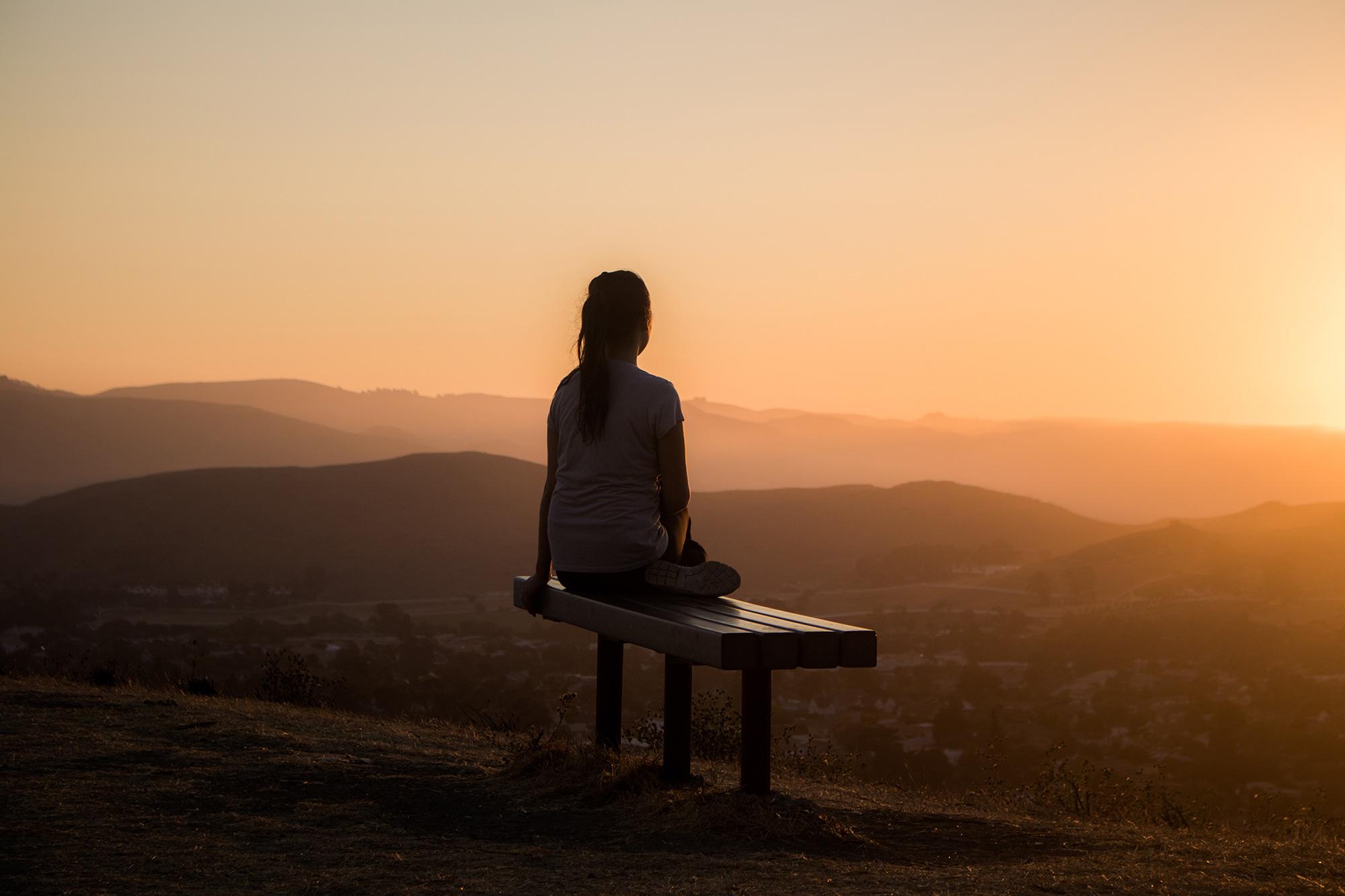 A challenge can help develop a strong mindset