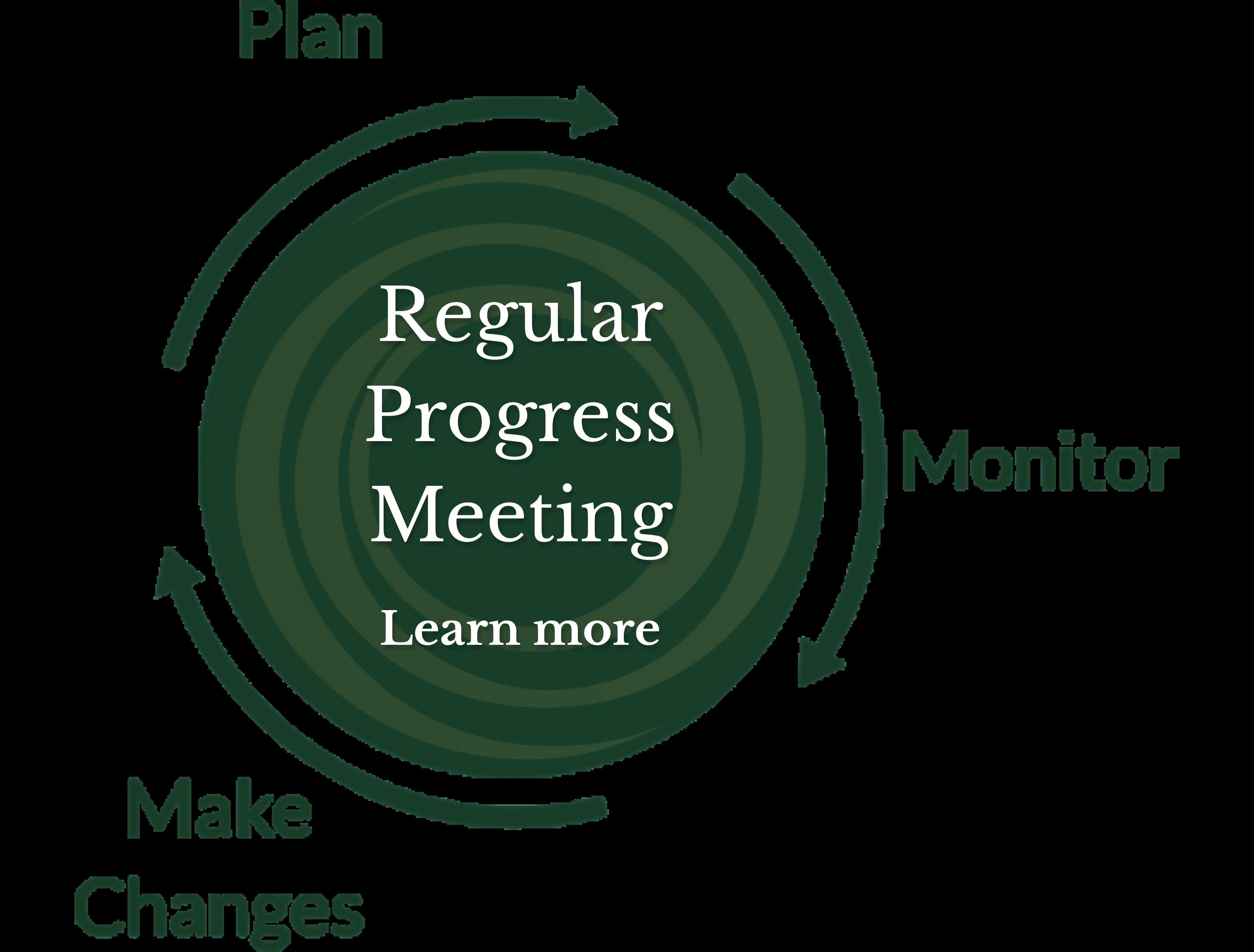 For Regular Progress Meeting details click here