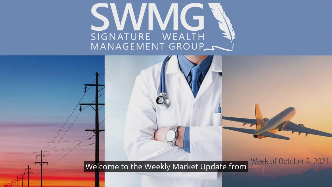 Weekly Market Update with Brian Ransom 8 October 2021 Thumbnail