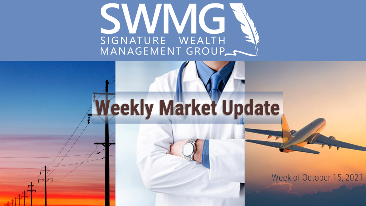 Weekly Market Update with Brian Ransom 15 October 2021 Thumbnail