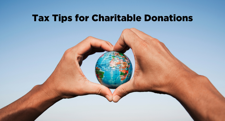 Tax Tips for Charitable Donations Thumbnail