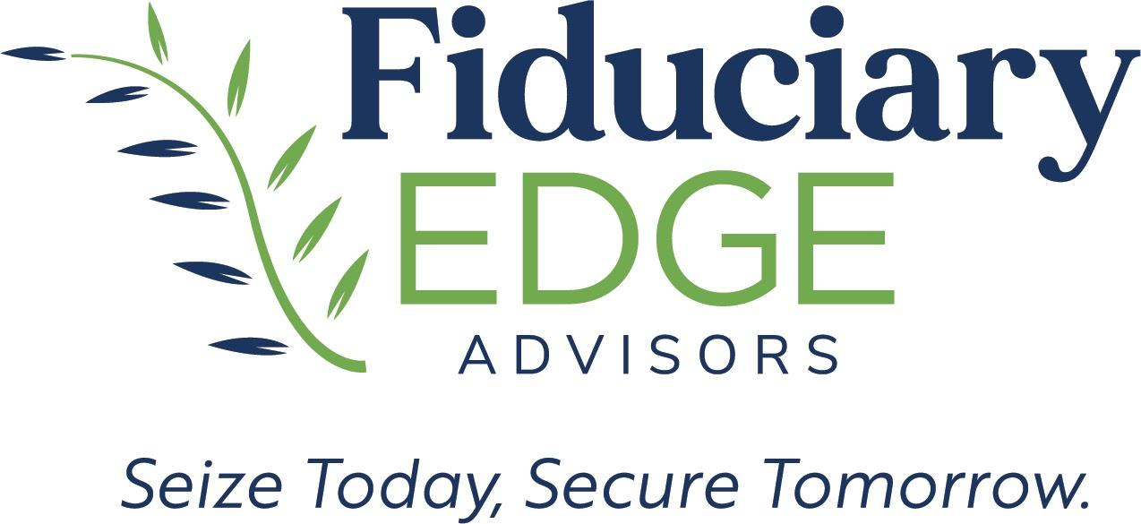 Logo for Fiduciary EDGE Advisors, LLC Seize Today, Secure Tomorrow. (TM) Financial Planning, Investments, Insurance