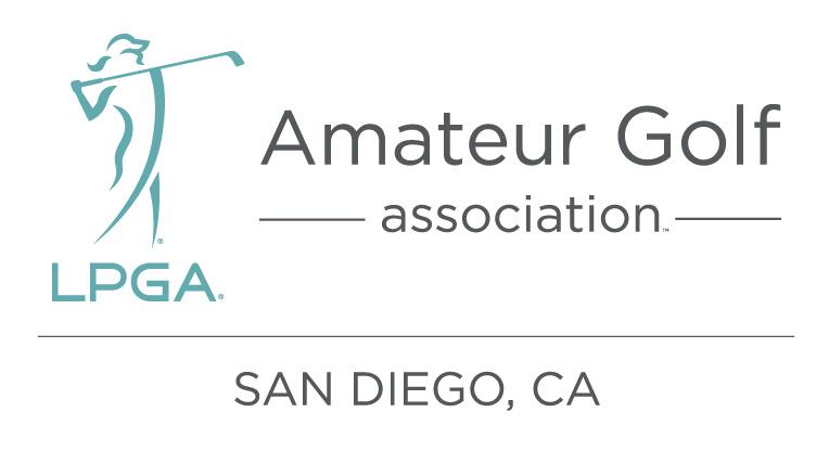 Amateur Golf Association logo