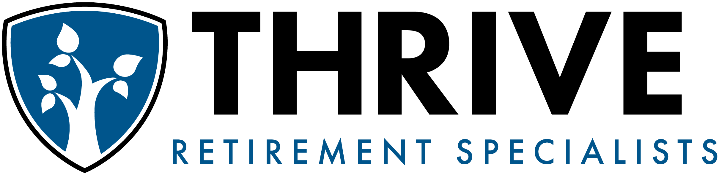 Logo for Thrive Retirement Specialists
