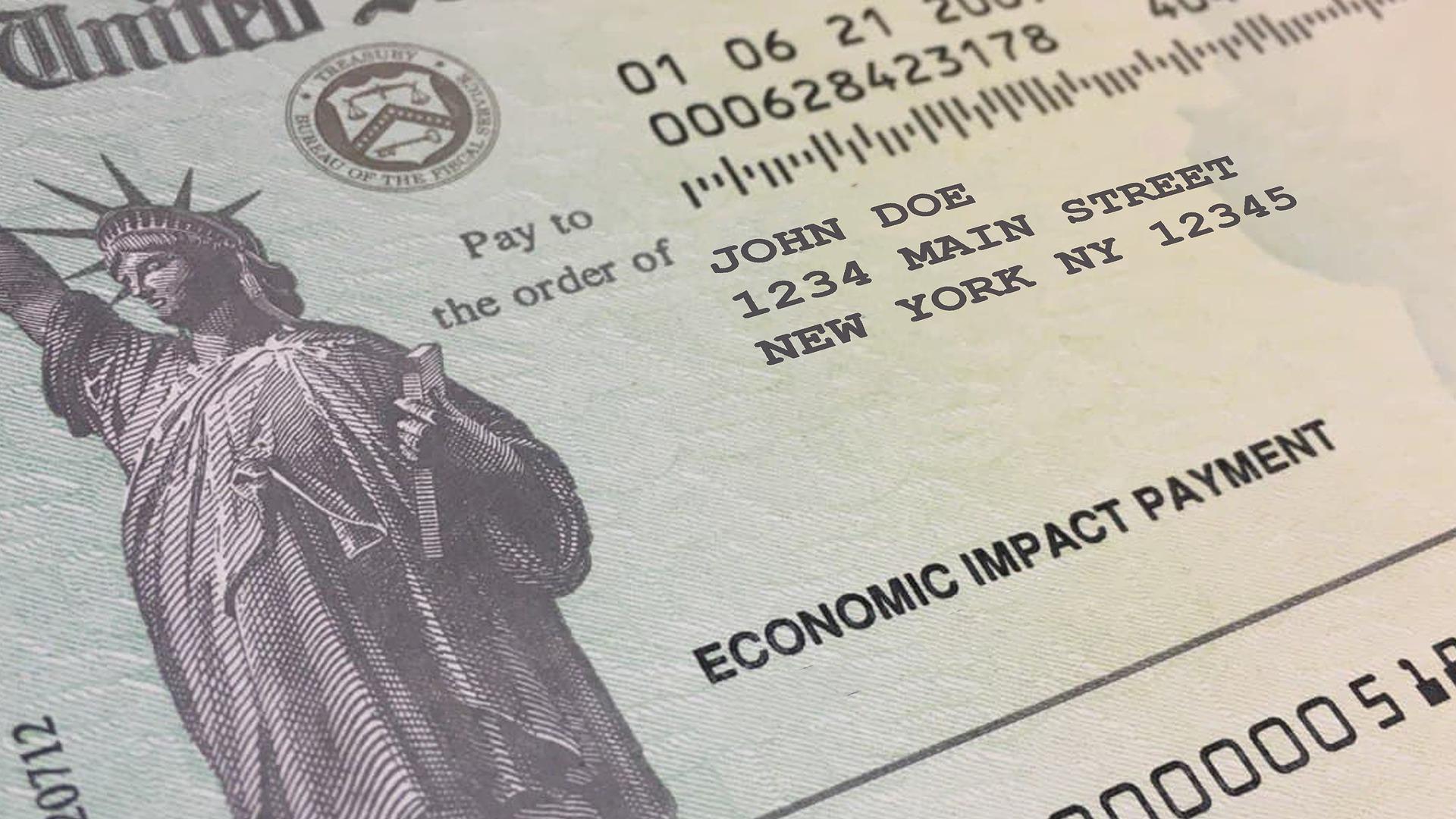 Stimulus Checks & Filing Your Taxes Thumbnail