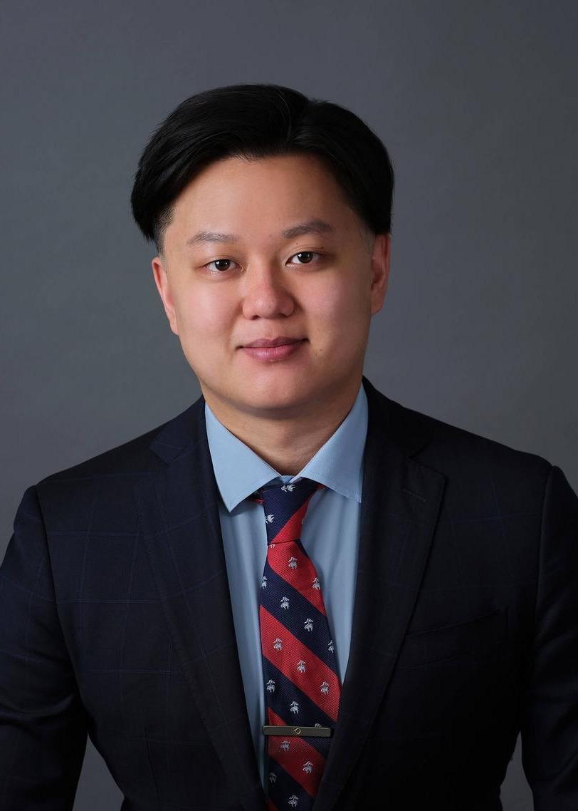 Benjamin Huang Photo