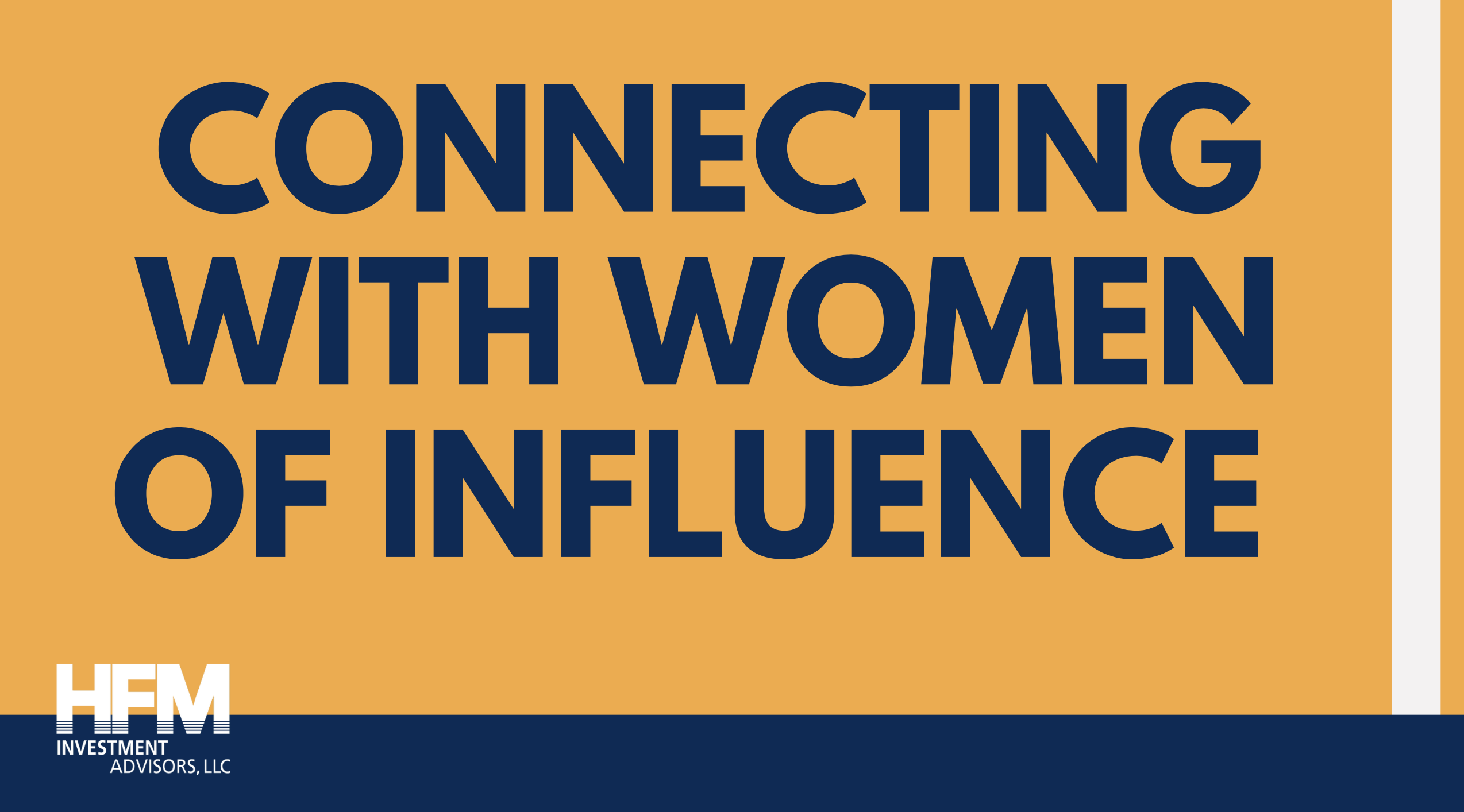 {Video} Connecting With Women of Influence: Alicia DiFabio, PsyD.  Thumbnail