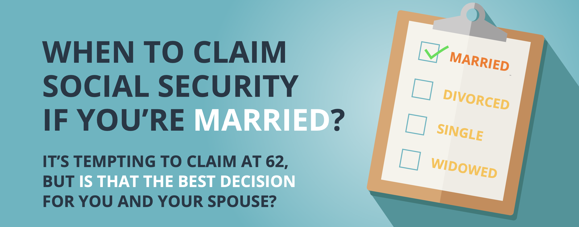 Social Security Checklist- Married Thumbnail